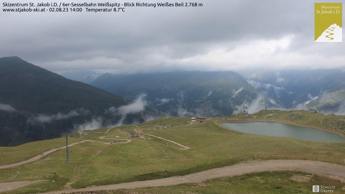 Skigebiet St. Jakob 6er-Sessel